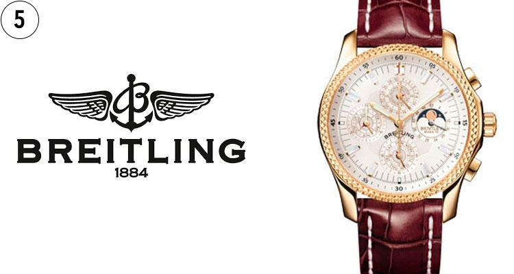 a503d1624 As 15 Marcas De Relógio Mais Desejadas Do Mundo
