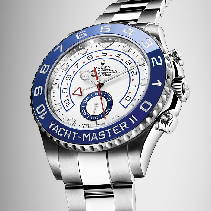 8ff133dc53a Yacht-master II Oyster Perpetual - Caruso Lounge Blog