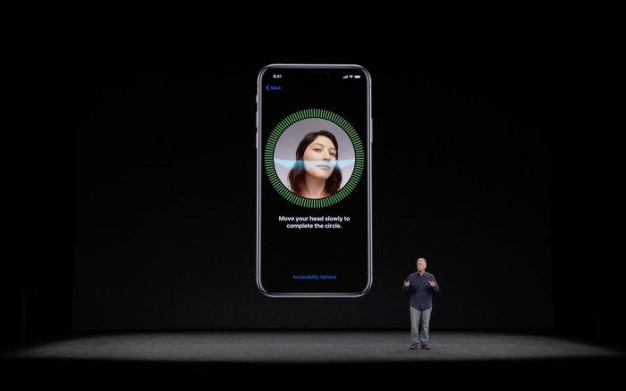 iphone x face id 700x438