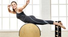 Praticar Pilates