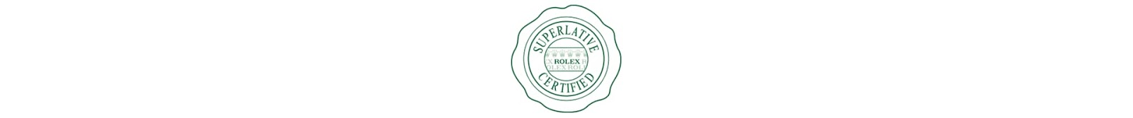 superlative chronometer officially certified